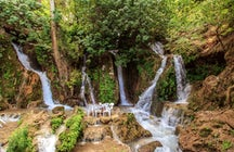 Harbiye Selalesi -Daphne Ancient City