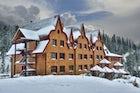 Sheregesh ski resort, Siberia