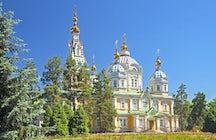 Vosnesenskyi Ascencion Cathedral, Almaty