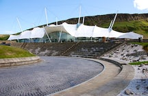 """Attraction """"Our Dynamic Earth"""""""