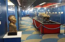 Historical Museum of the Japanese Immigration to Brazil)