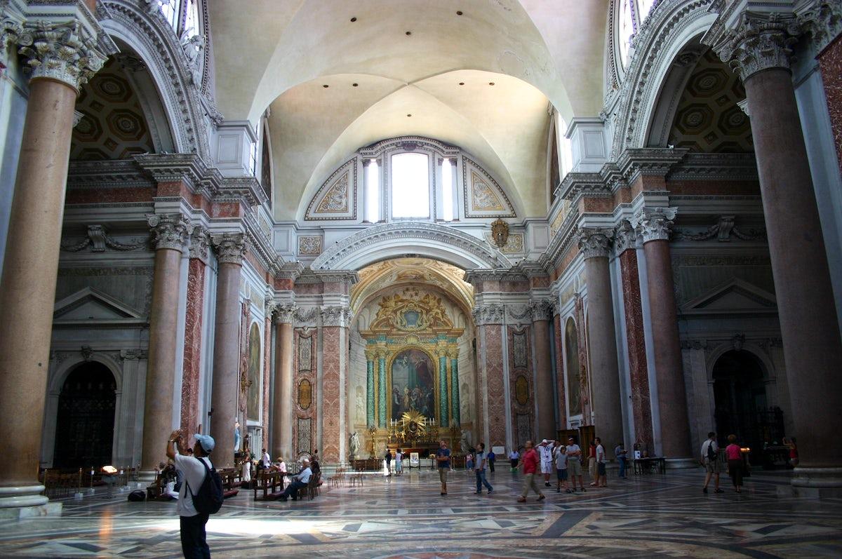 Design Degli Interni Roma visit santa maria degli angeli e dei martiri