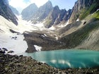 Abudelauri White Lake