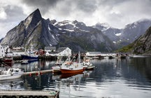 Fishing in Lofoten