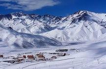Las Leñas Valley, Mendoza