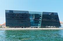 Danish Danish Royal Library - The Black Diamond
