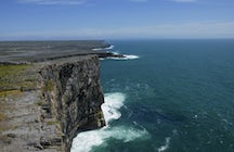 The Cliffs of Inis Mór (Inishmore)