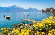 Lake Geneva - Lac Léman