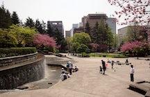 Kotodai park, Sendai