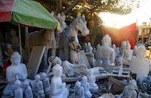 Kyauk Sit Tan Street, Mandalay
