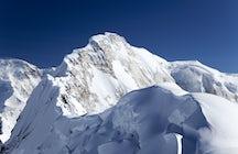 Jenish Peak, Tian Shian mountains