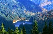 Lake Synevyr, Zakarpattia Oblast, Ukraine