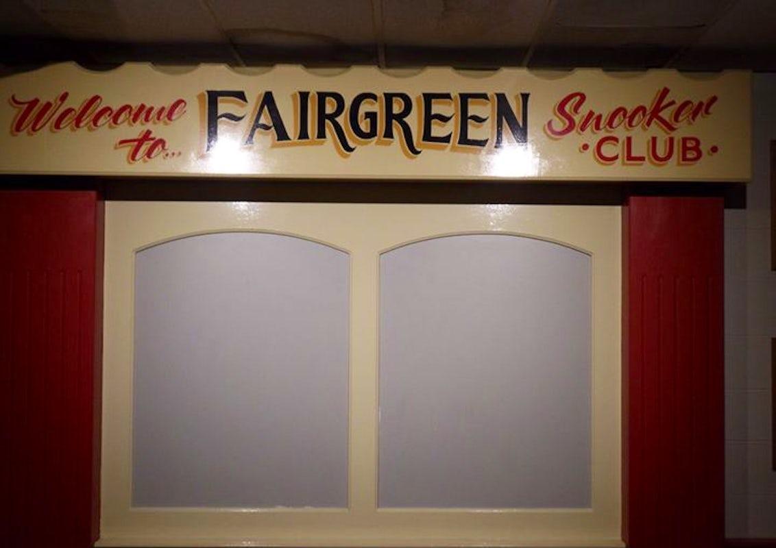 Visit Fairgreen Snooker Club