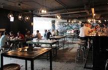 Druid bar in Belgrade