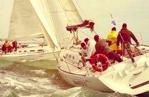 Paolo Scainetti - Skipper e istruttore di vela a Roma dal 1988