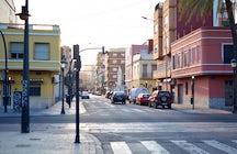 Cabanal area - Valencia