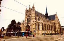 Church of Our Lady of Victories at the Sablon , Brussels