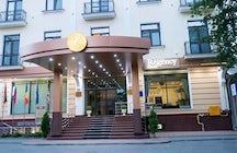 Regency Hotel Chișinău - Eleganță și confort.