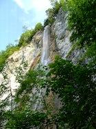 Skakavac Waterfall, National Park Sutjeska