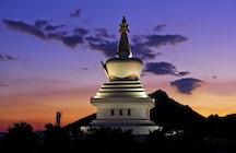 Buddhist Temple Benalmádena