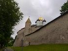 The Pskov Krom (or Pskov Kremlin)