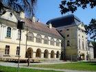 Castle Pejačević/Schaumburg-Lippe in Virovitica