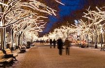 Walk in Unter den Linden
