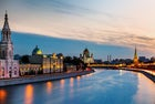 The Moskva River (Moskva-reka)