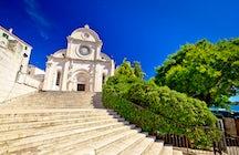 Saint James Cathedral in Šibenik