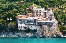 The Monasteries of Mount Athos, Agio Oros