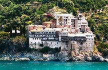 The Monasteries of Mount Athos, Agio Oros