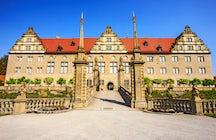 Weikersheim Palace and Garden