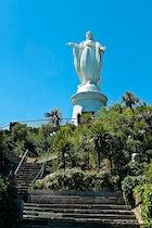 San Cristobal Hill, Santiago