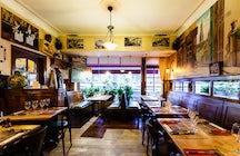 Zinneke restaurant, Brussels