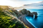 The Jurassic coast, World heritage site