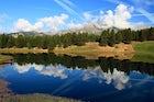 Lago di Lod - Chamois