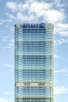 Allianz Tower in Milan