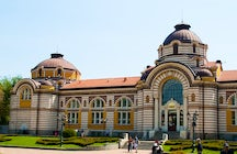 The Central Bath in Sofia, Bulgaria