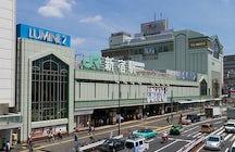 Shinjyuku Station, Tokyo