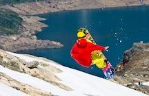 Folgefonna ski resort