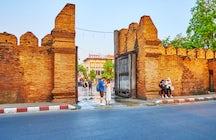 Thapae Gate, Chiang Mai
