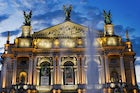 Lviv Theatre of Opera and Ballet, Ukraine