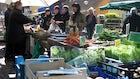 Farmers' market Odense