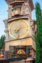 Rezo Gabriadze Clock Tower