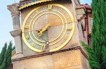 Rezo Gabriadze Clock Tower