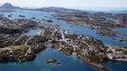 Brønnøysund town
