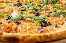 Mamma's pizza Oslo