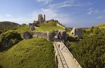 National Trust Corfe Castle