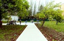 Jardim e Parque Hortícola Aquilino Ribeiro Machado