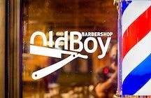OldBoy Barbershop Bishkek